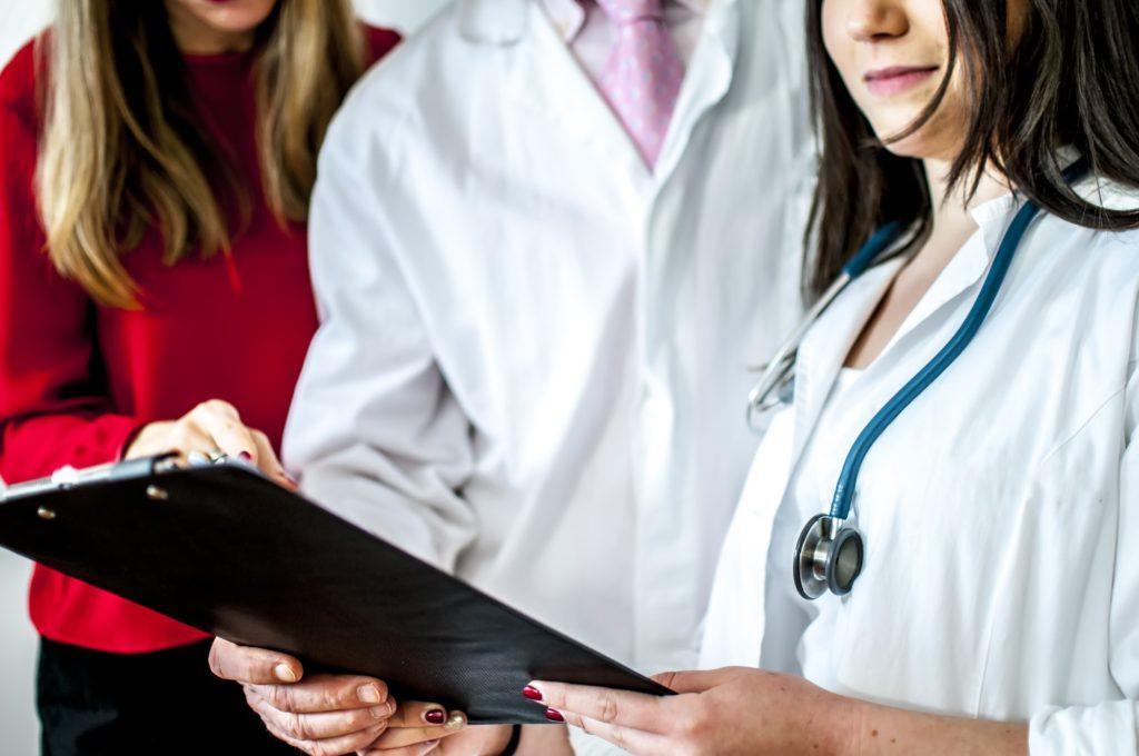 cv enfermera