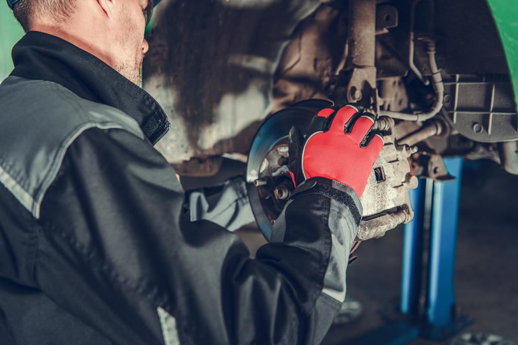 Currículum de personal de mantenimiento