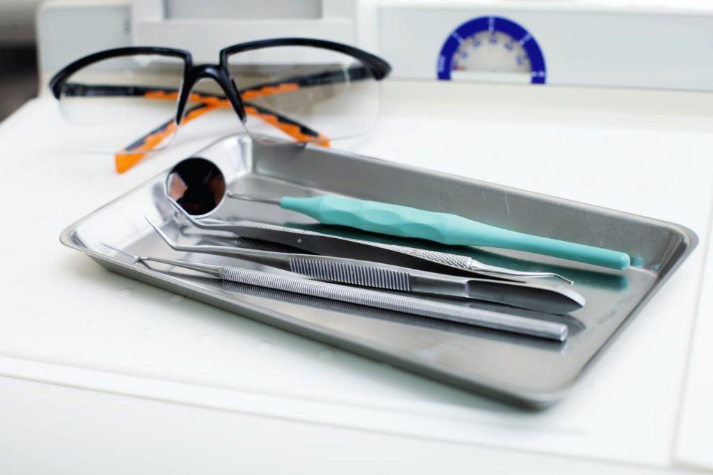 Instrumentos dentista