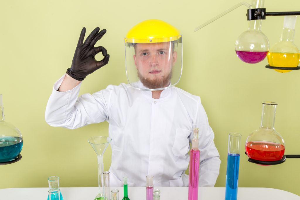 Trabajos para ingenieros químicos