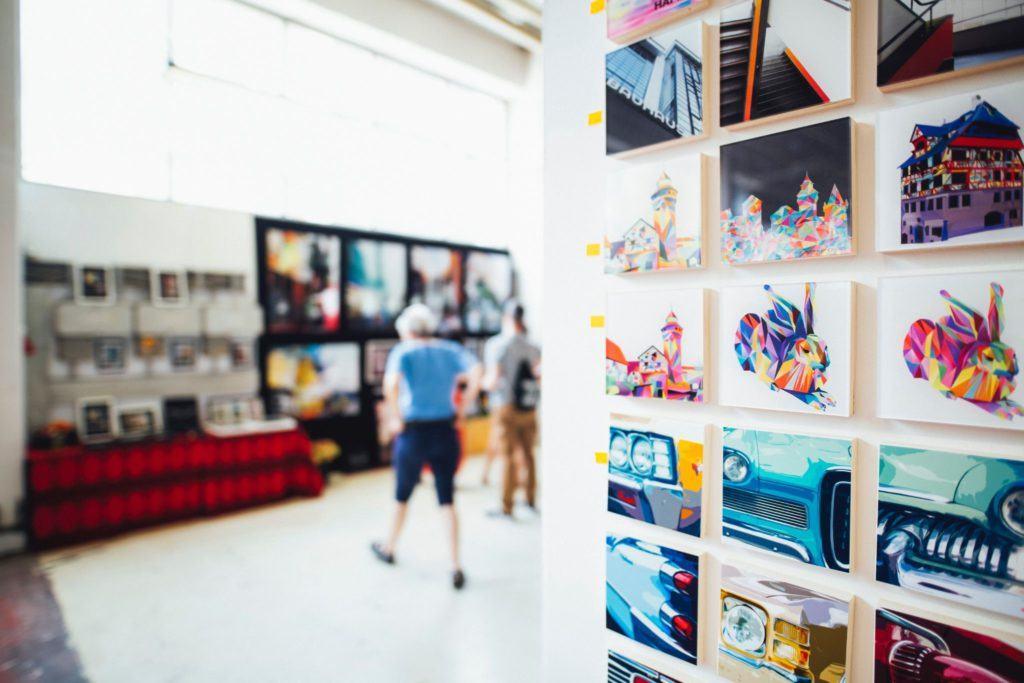 Currículum de artista para galerías