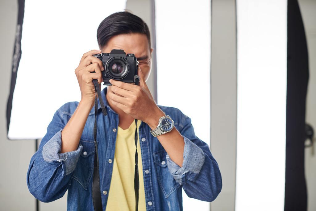 cv de fotógrafo