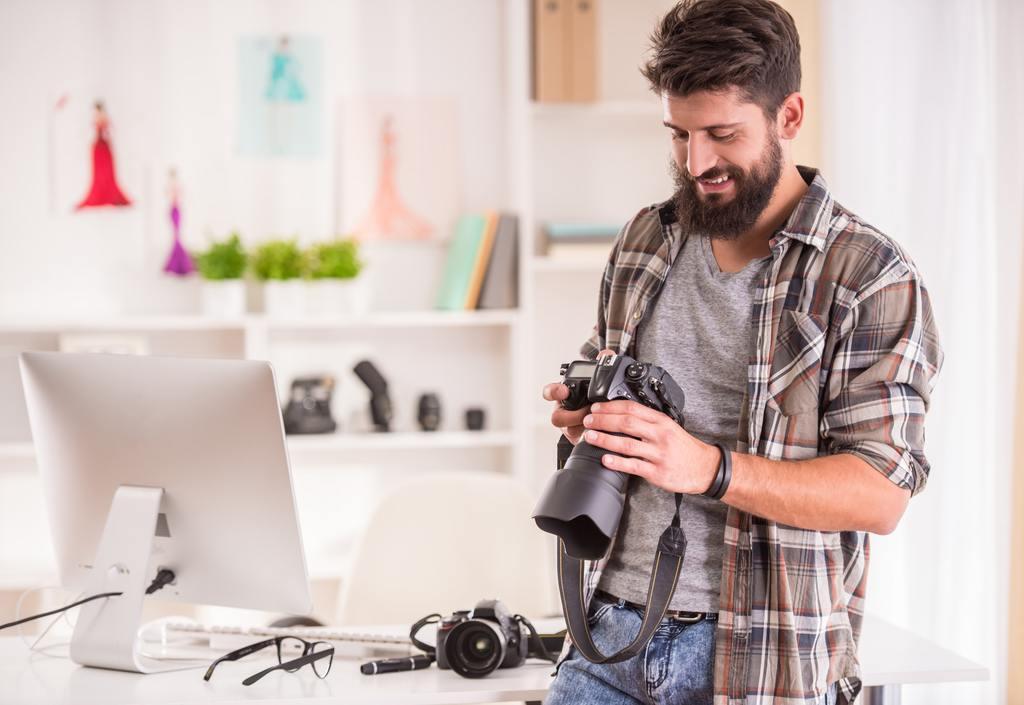 currículum de fotógrafo