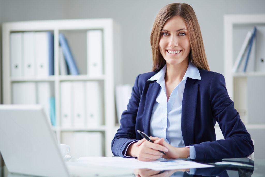 Currículum de secretaria administrativa