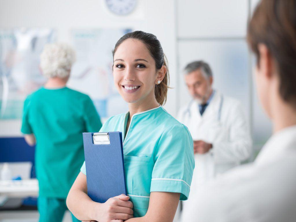 currículum de enfermería