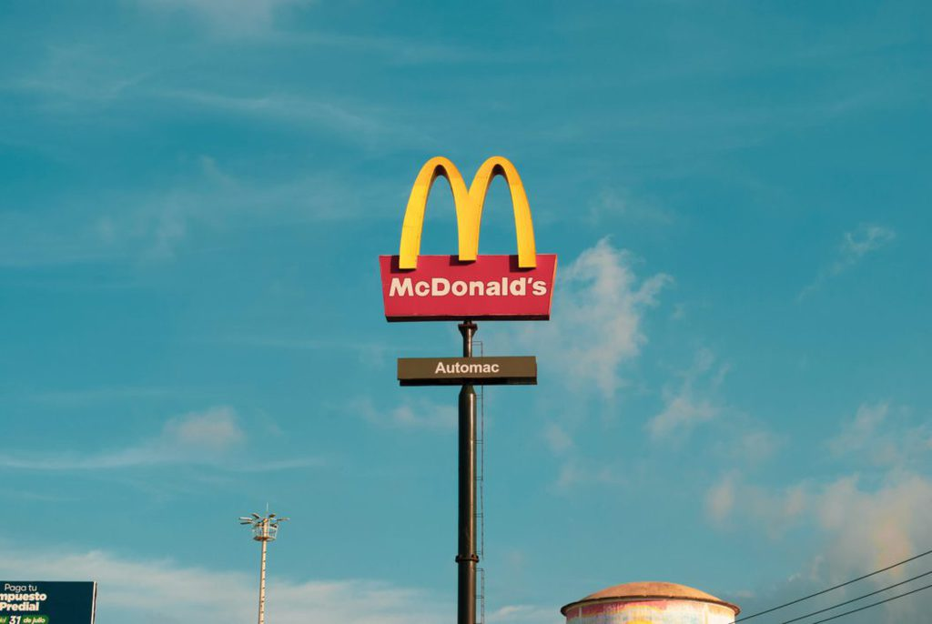 Currículum para McDonald's