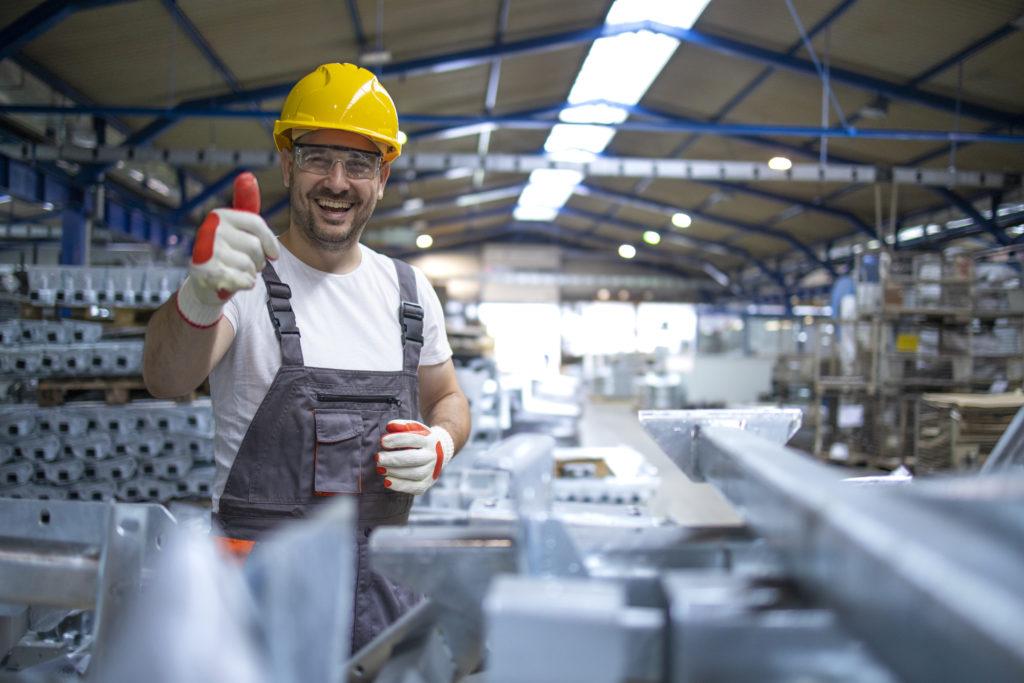 Ejemplo de curriculum vitae de trabajador de producción