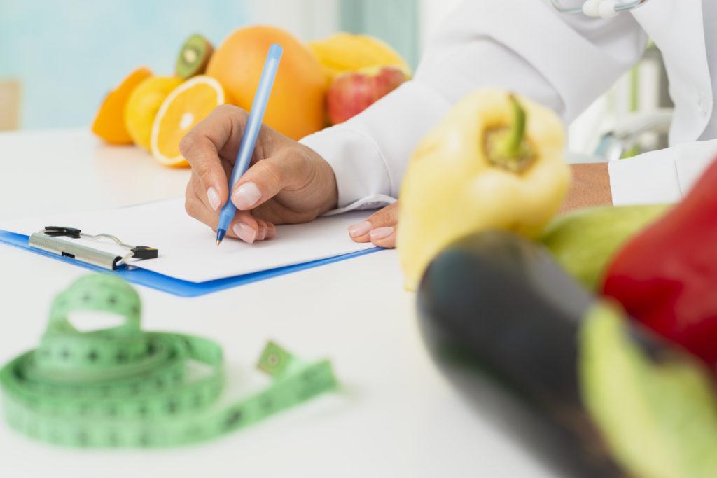 Cv de nutricionista