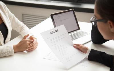 Cómo hacer un currículum perfecto (incluso sin experiencia)