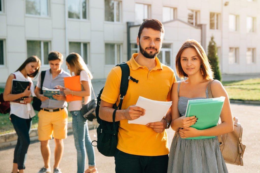 Currículum de estudiante universitario