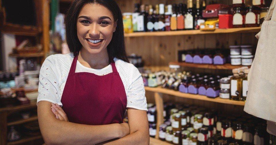 Mujer mercado
