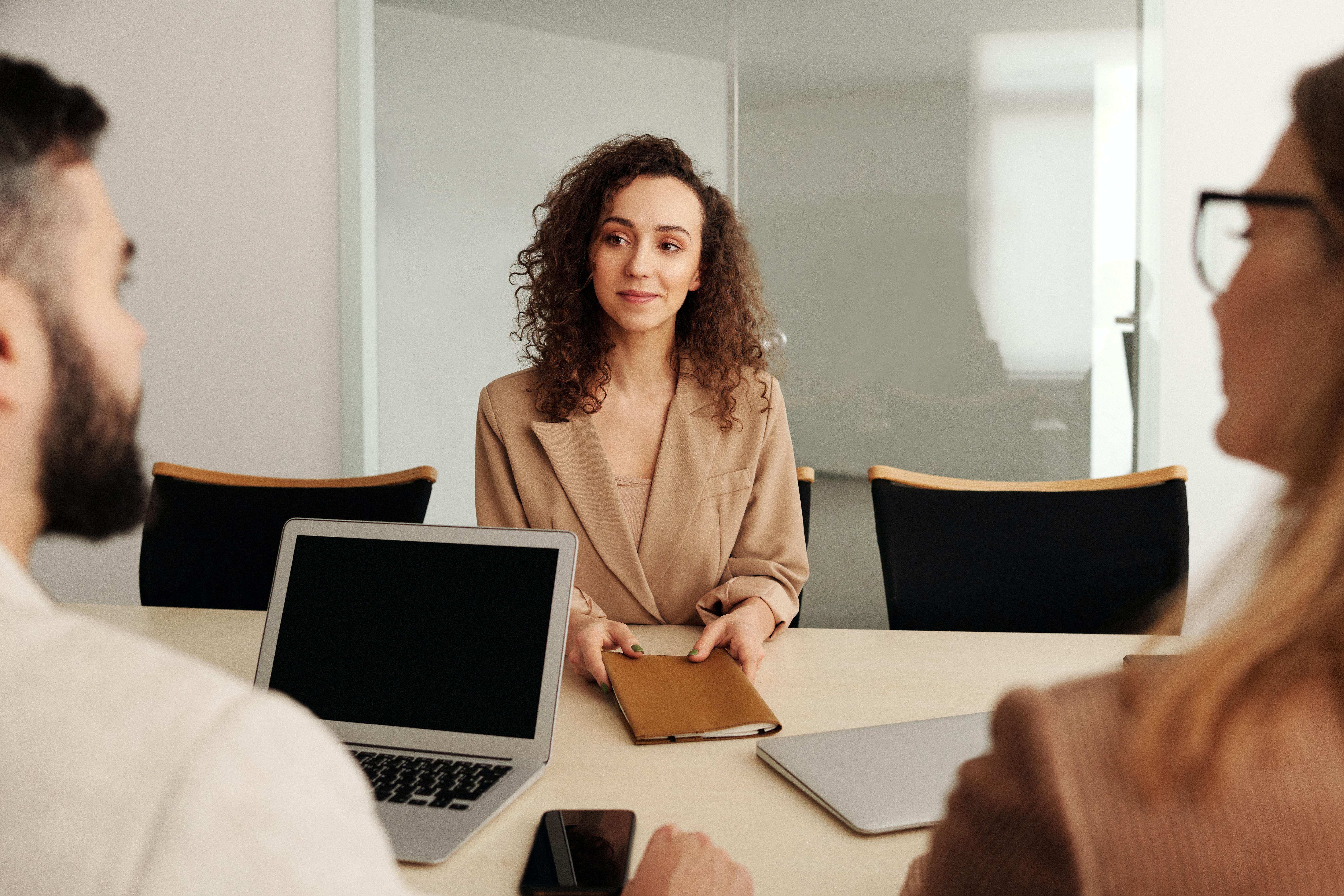 preguntas frecuentes en una entrevista de trabajo