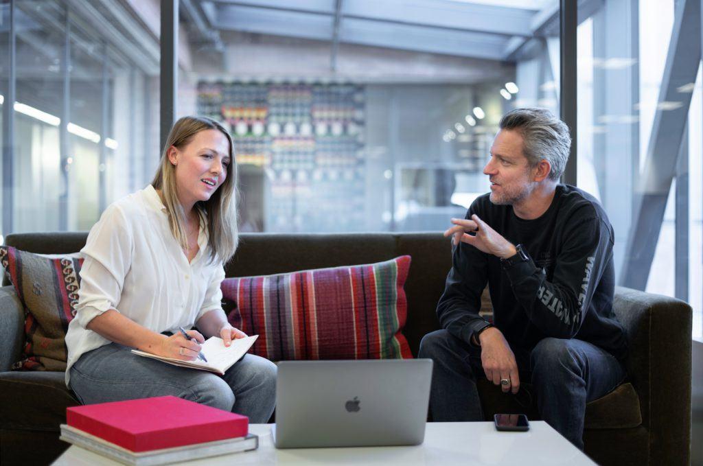 Puntos fuertes y debiles en una entrevista