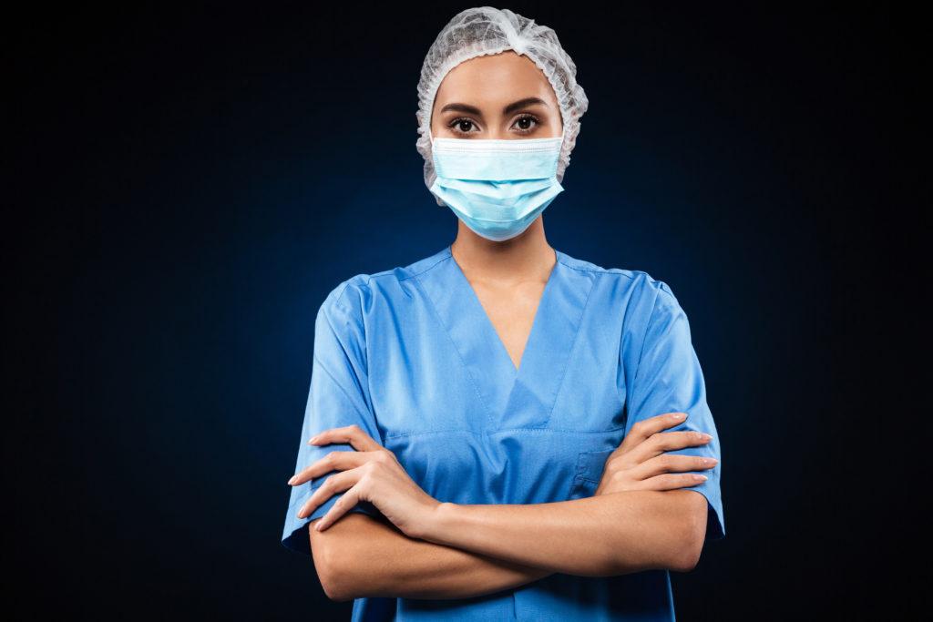 Presentación de auxiliar de enfermería