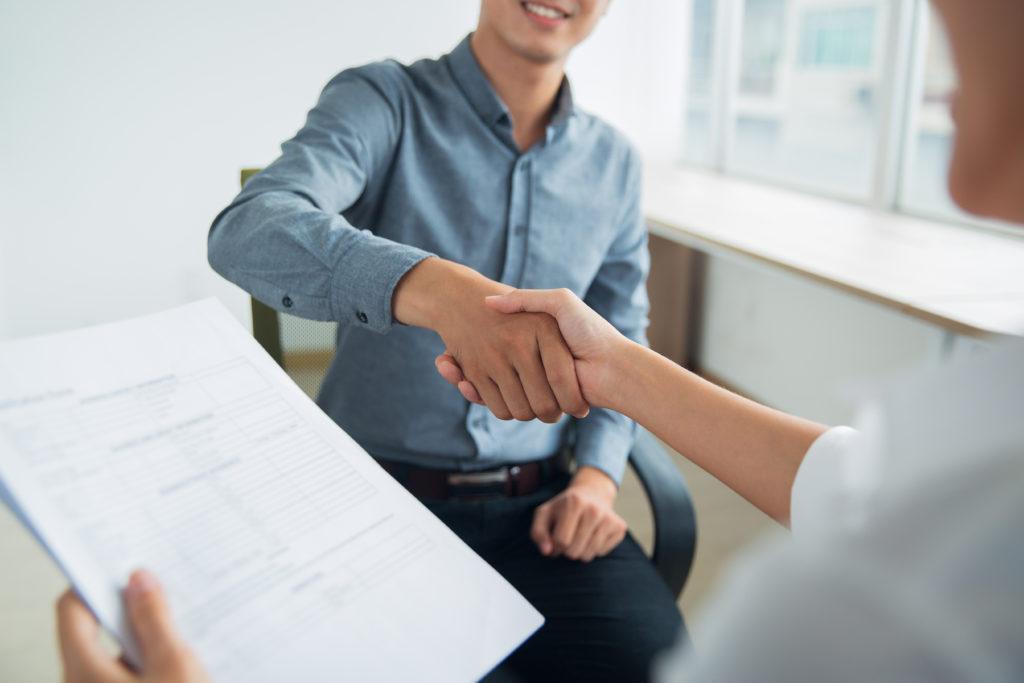 Preguntas entrevista de trabajo en inglés