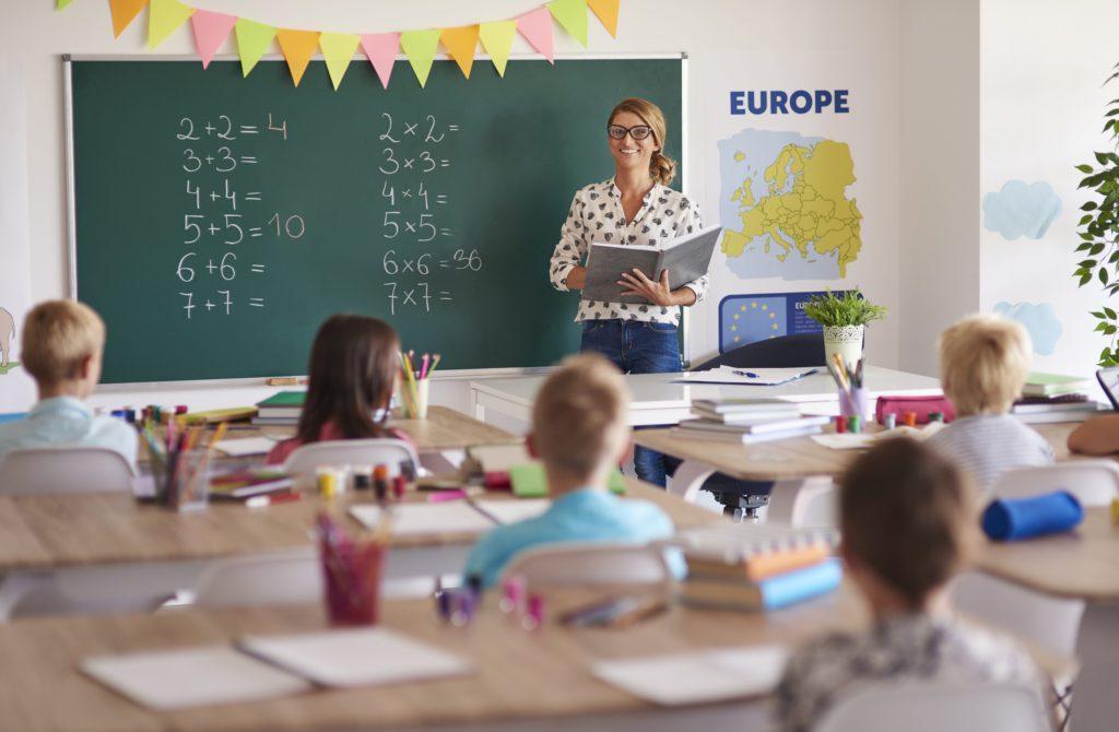 Currículum de maestra