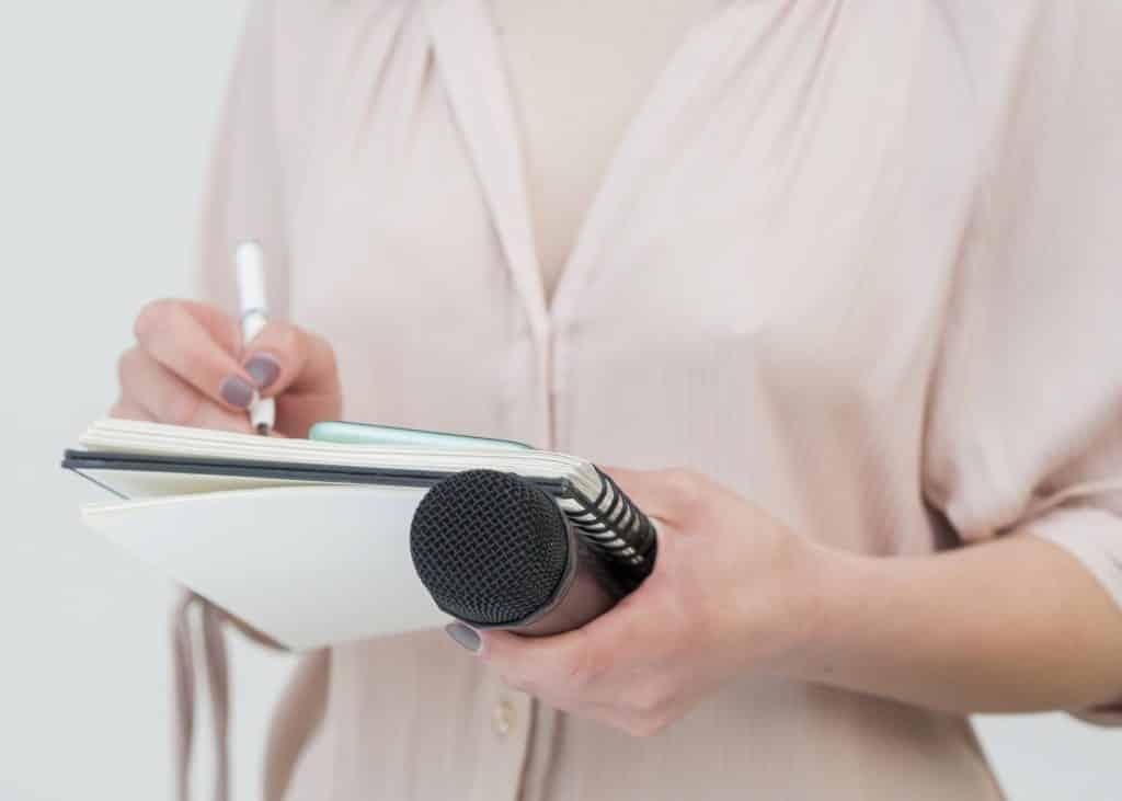 Currículum vitae para periodista