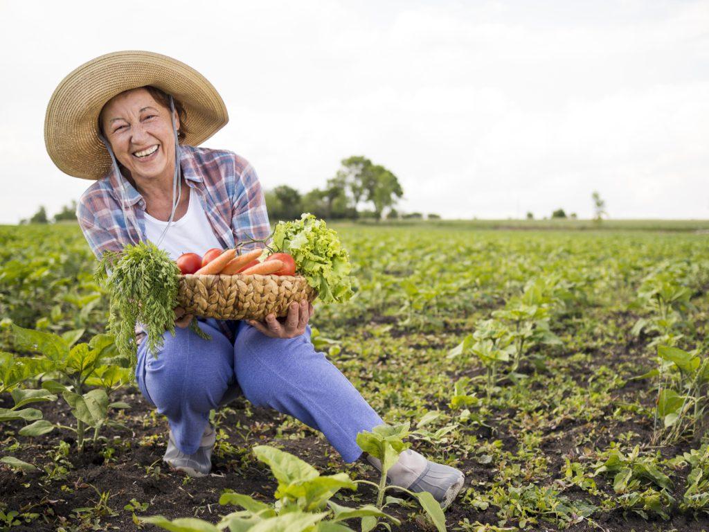 Ejemplo de currículum de agricultor