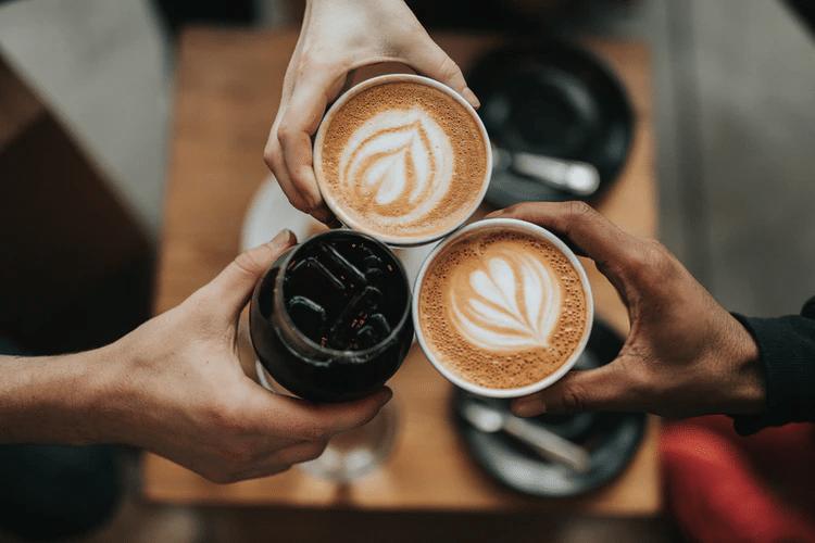 Arte latte y barismo