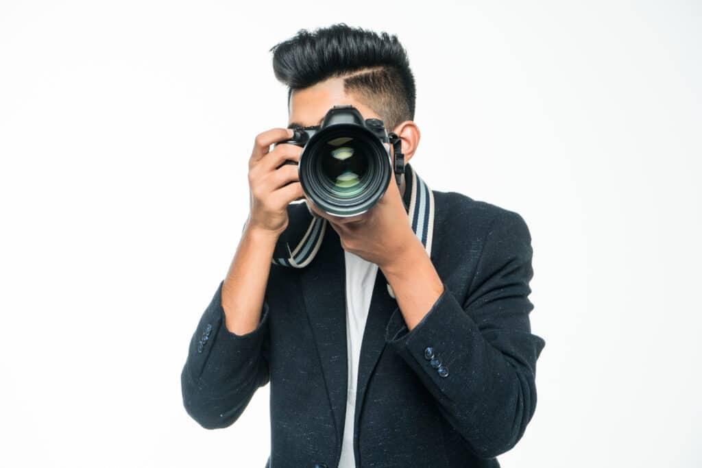 Carta de presentación de fotógrafo