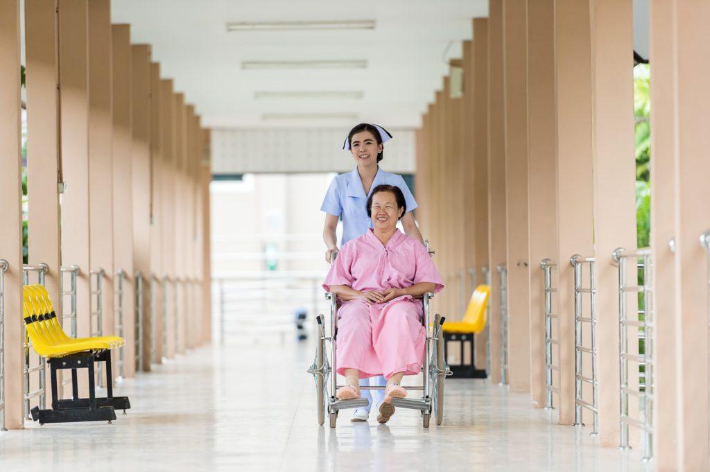 Como hacer una carta de presentación de enfermera