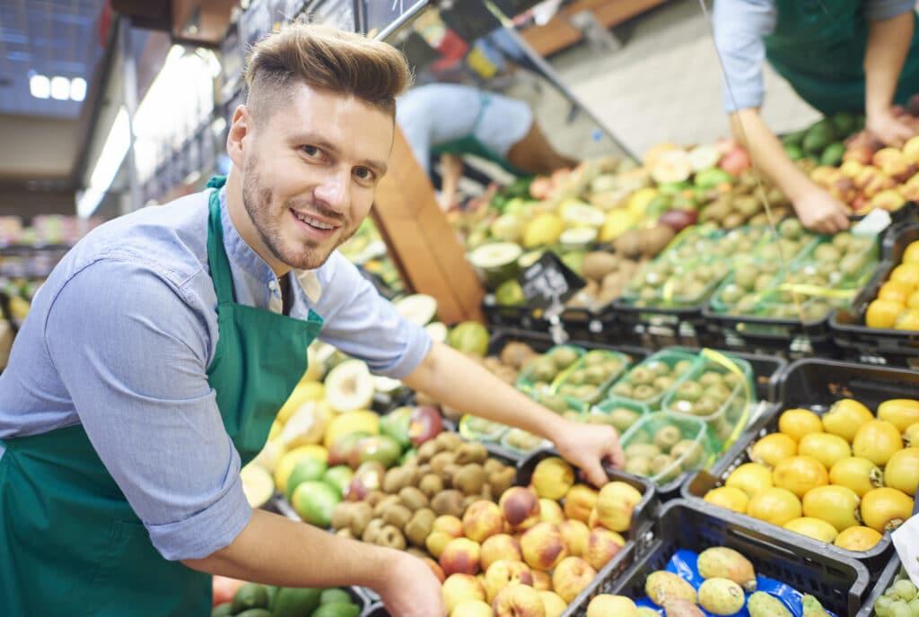 Cómo trabajar en un supermercado