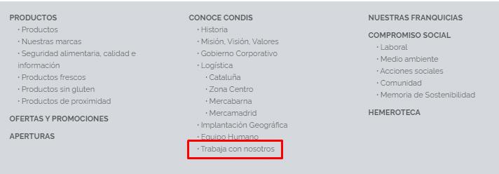 Condis 1