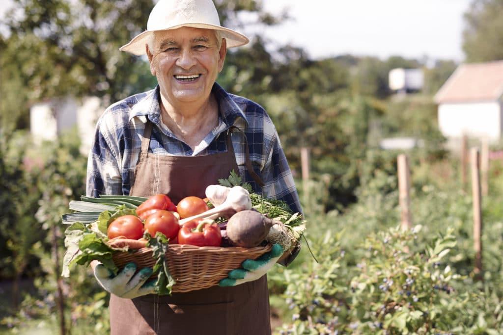 Currículum de agricultor