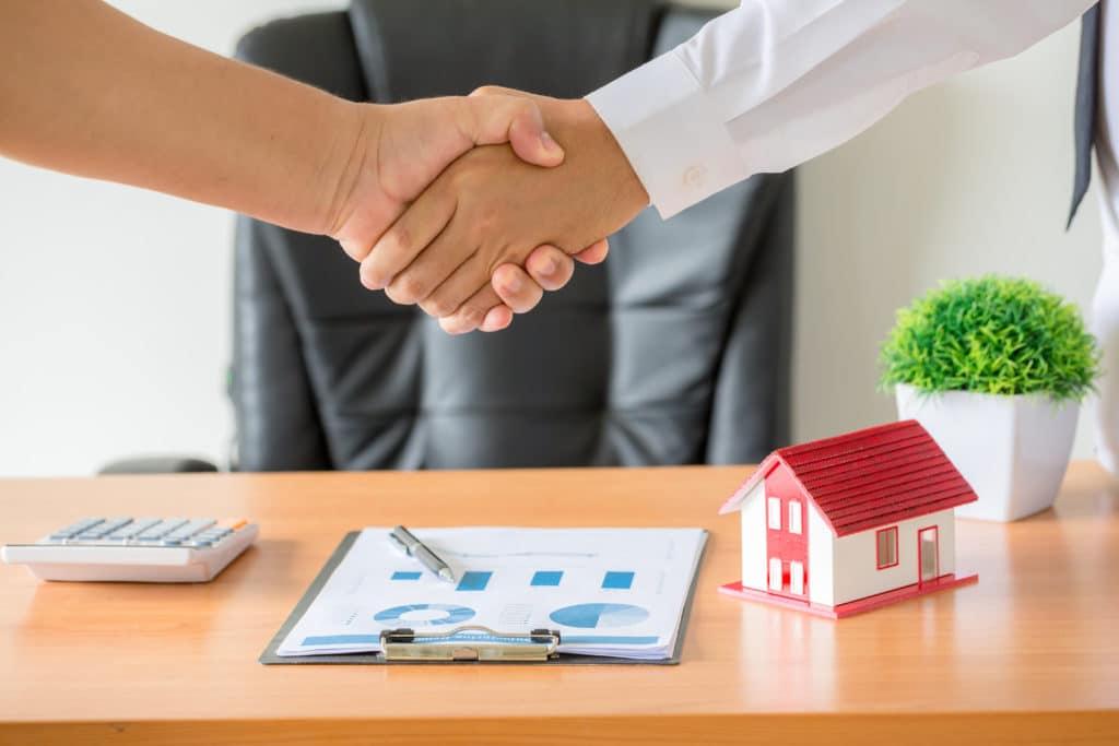 Curriculum vitae de agente inmobiliario