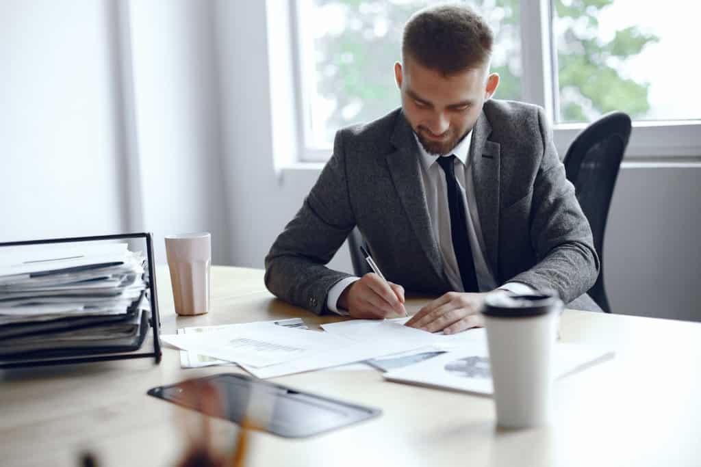 Currículum vitae de gerente de marketing