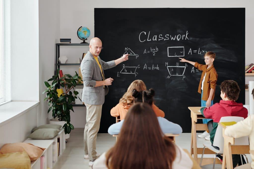 Crear carta de presentación para un profesor