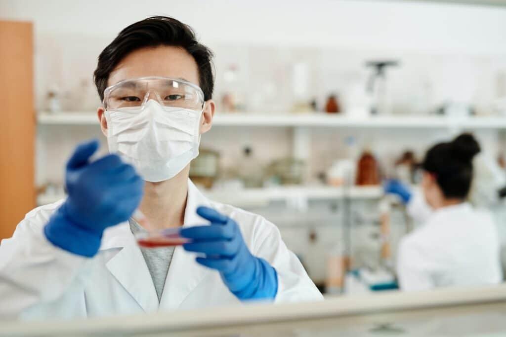Currículum de ingeniero químico