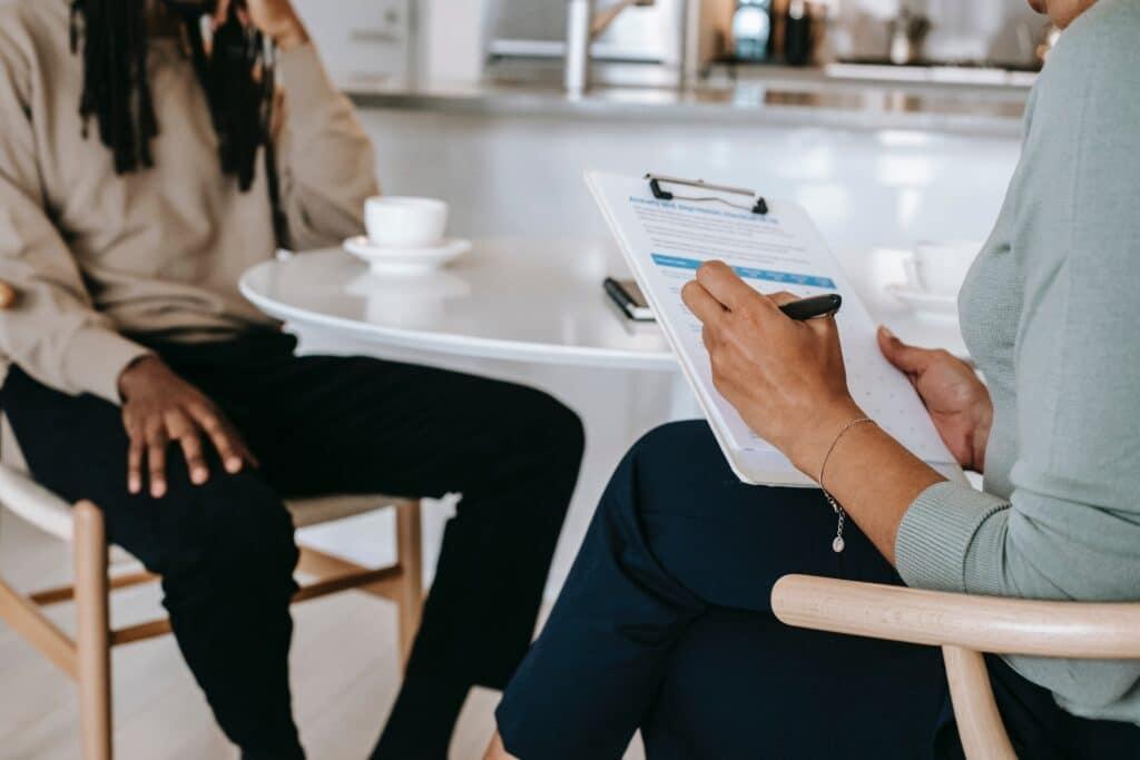 Cómo vencer los nervios en una reunión