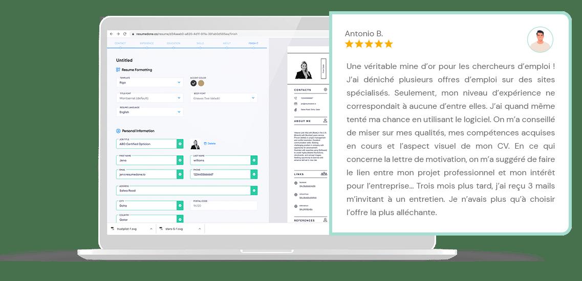 Platform reviews
