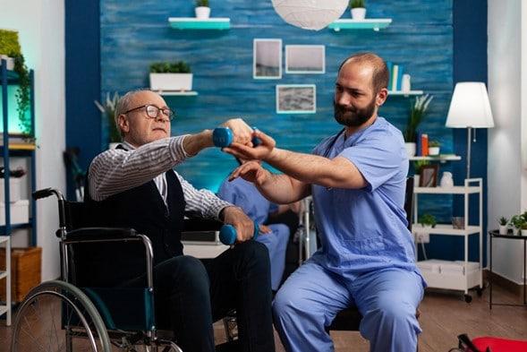 Carta de presentacion de cuidadora de ancianos